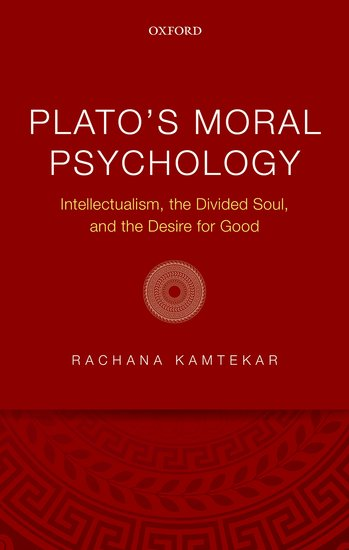 Plato's Moral Psychology selected dialogues of plato