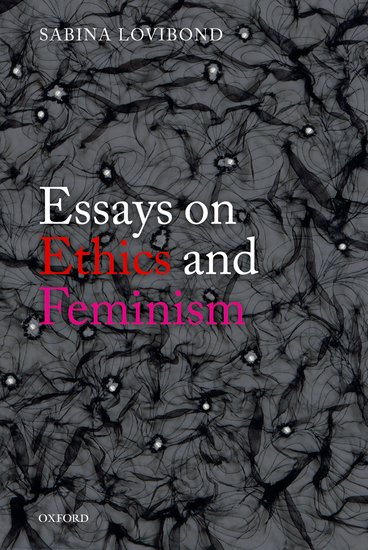 Essays on Ethics and Feminism купить