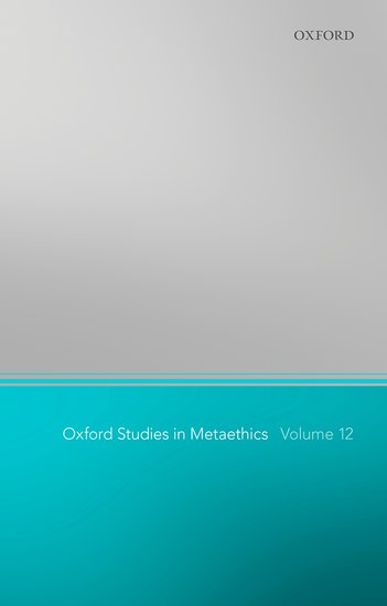 Oxford Studies in Metaethics 12 affair of state an