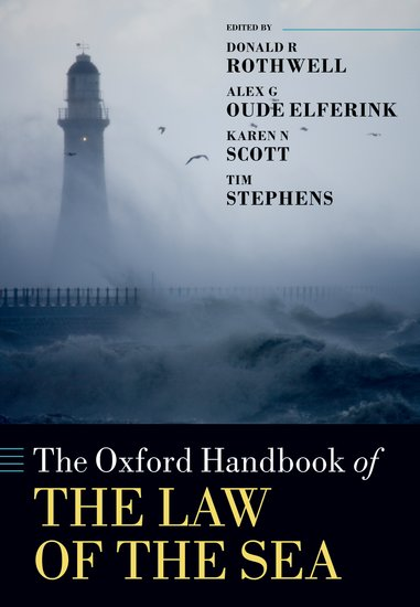 The Oxford Handbook of the Law of the Sea tales of the amber sea