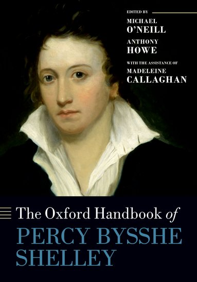 The Oxford Handbook of Percy Bysshe Shelley shelley selections from the poems of percy bysshe shelley