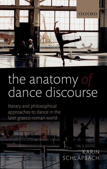 The Anatomy of Dance Discourse anatomy of a disappearance