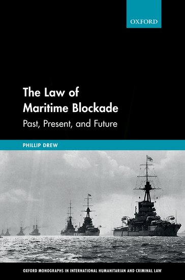 The Law of Maritime Blockade oliver ramsbotham humanitarian intervention in contemporary conflict