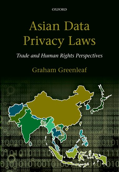 Asian Data Privacy Laws understanding privacy