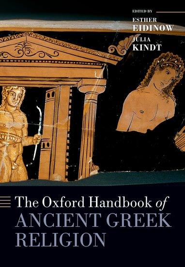 The Oxford Handbook of Ancient Greek Religion hellenistic sanctuaries