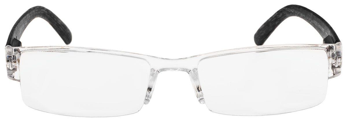Proffi Home Очки корригирующие (для чтения) G5 304 Fabia Monti +0.75, цвет: прозрачный, черный
