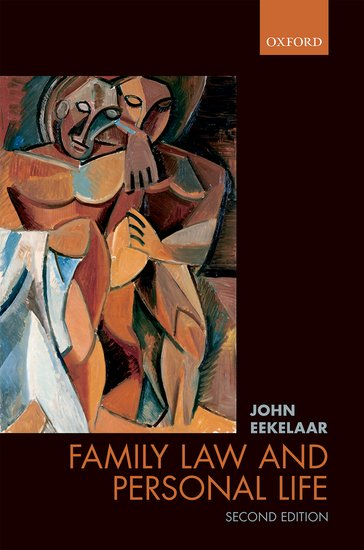 Family Law and Personal Life the law of life and death
