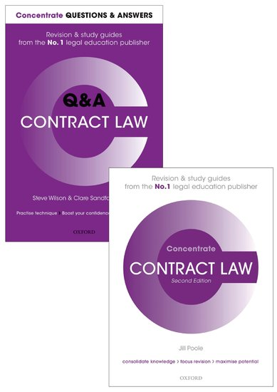 Contract Law Revision Pack