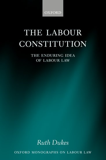 The Labour Constitution stories of care a labour of law