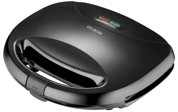 Gelberk GL-550, Black сендвичница-гриль - Бутербродницы