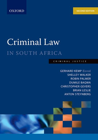 Criminal Law in South Africa: Criminal Law in South Africa mandatory retirement age in south africa