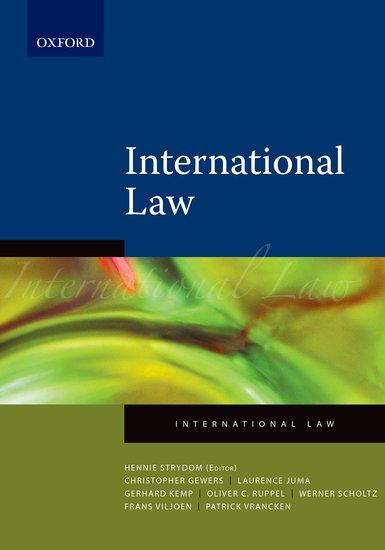International Law law