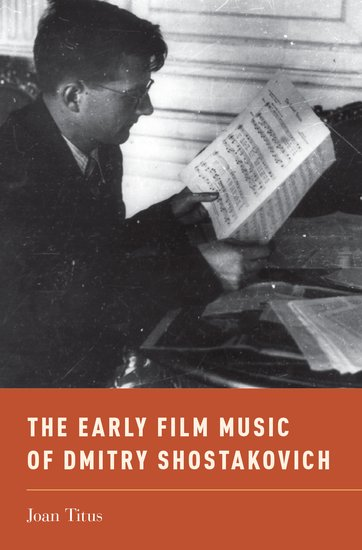 The Early Film Music of Dmitry Shostakovich цена