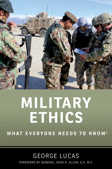 Military Ethics driven to distraction