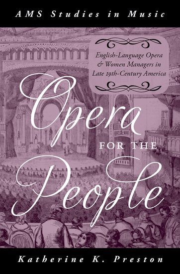 Opera for the People railroads and the american people