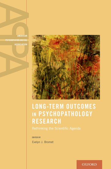 Long-Term Outcomes in Psychopathology Research psychiatric consultation in long term care