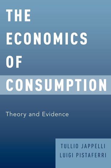 The Economics of Consumption handbook of the economics of giving altruism and reciprocity foundations handbooks in economics