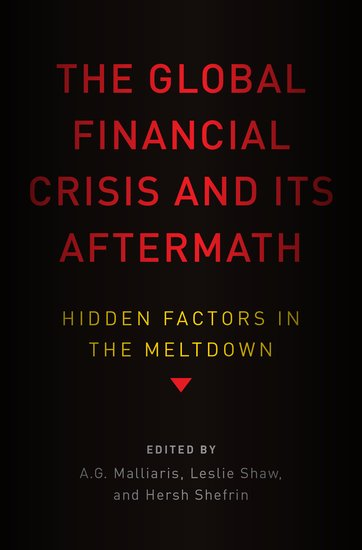 The Global Financial Crisis and Its Aftermath global financial crisis and the nigerian petroleum sector