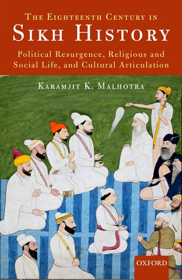 The Eighteenth Century in Sikh History a new literary history of america