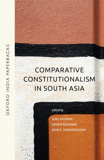 Comparative Constitutionalism in South Asia (OIP) rethinking the masters of comparative law