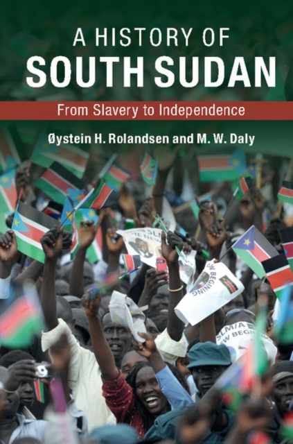 A History of South Sudan.