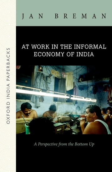 At Work in the Informal Economy of India god is at work