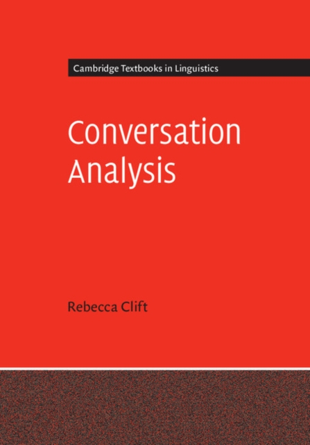 Conversation Analysis introduction to the languages of the world