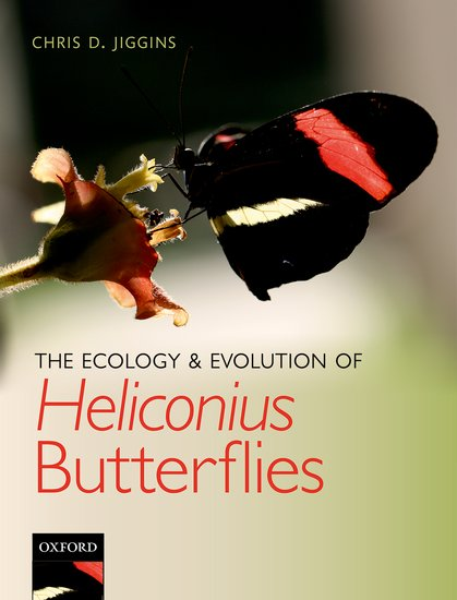 The Ecology and Evolution of Heliconius Butterflies butterflies in the barley
