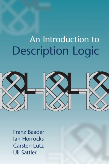 An Introduction to Description Logic p flach simply logical – intelligent reasoning by example mac d3