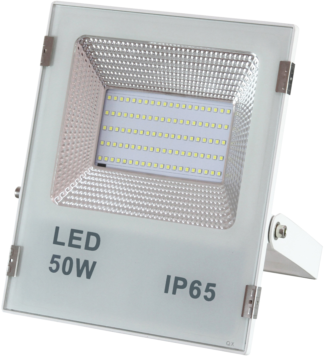 Прожектор Falcon Eye FE-ZS50LED, 50 Вт, 3200 ЛмFE-ZS50LEDFE-ZS50LED - светодиодный прожектор, предназначенный для освещения большого пространства или подсветки объектов и сооружений различного назначения. Высокая степень защиты от любых погодных условий IP65. Потребляемая мощность 50 Вт. Световой поток 3200 Лм.