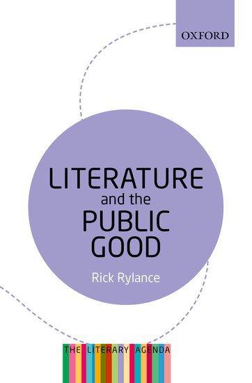 Literature and the Public Good public value