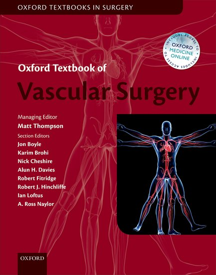 Oxford Textbook of Vascular Surgery oxford textbook of medicine cardiovascular disorders