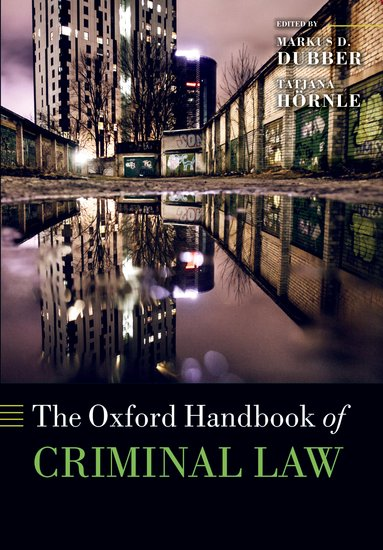 The Oxford Handbook of Criminal Law the oxford handbook of international organizations