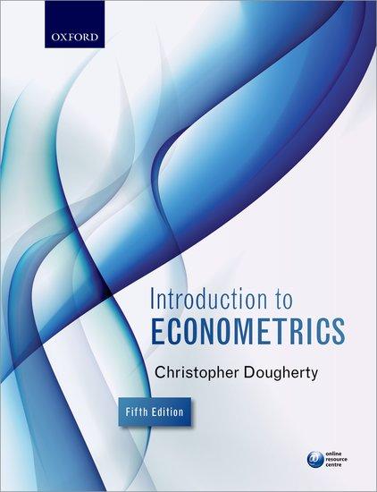 Introduction to Econometrics efficient importance sampling in applied econometrics