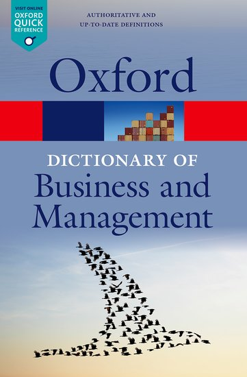 A Dictionary of Business and Management global and transnational business strategy and management page 2