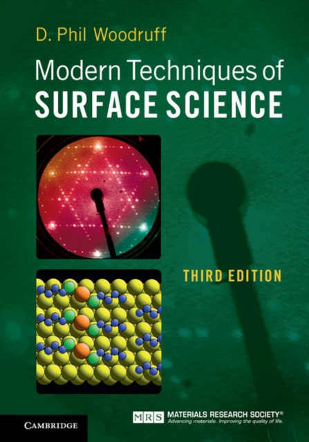 Modern Techniques of Surface Science materials surface processing by directed energy techniques