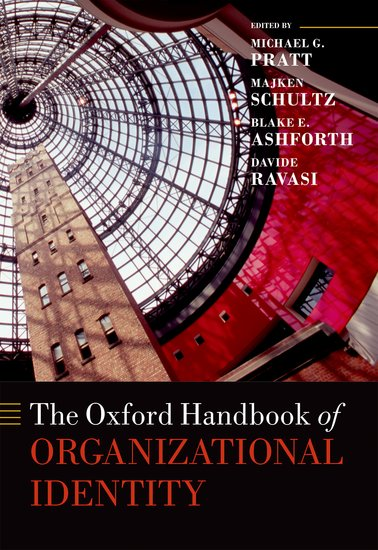 The Oxford Handbook of Organizational Identity the identity of the i of the confessions of jeremiah