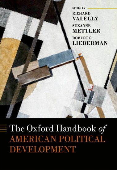 The Oxford Handbook of American Political Development the oxford handbook of political philosophy