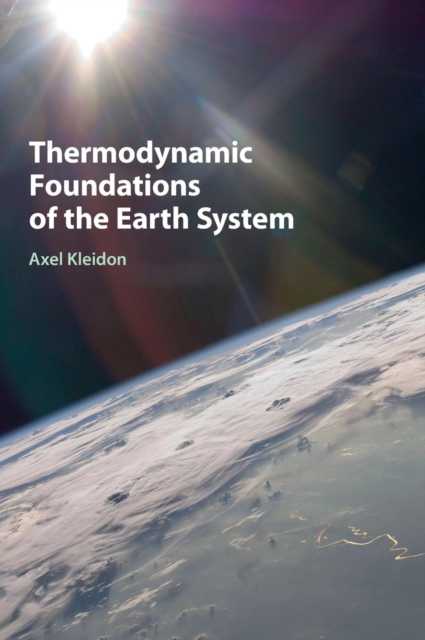 Thermodynamic Foundations of the Earth System.