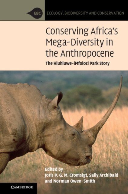 Conserving Africa's Mega-Diversity in the Anthropocene duncan bruce the dream cafe lessons in the art of radical innovation