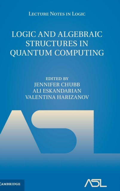 Logic and Algebraic Structures in Quantum Computing basic information theory thermo limits for network structures