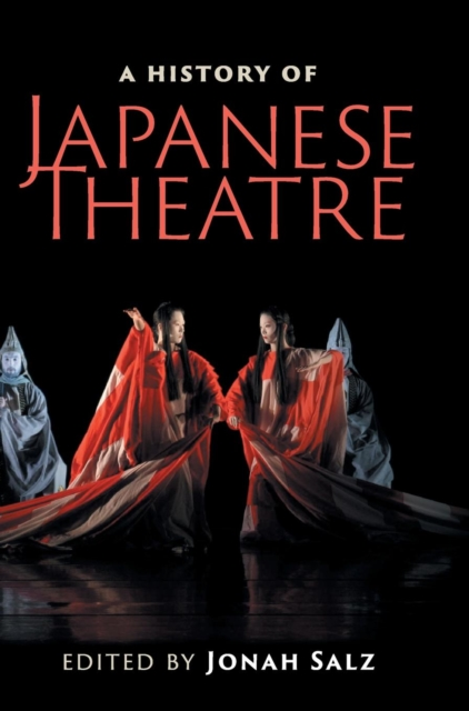 A History of Japanese Theatre theatre of incest