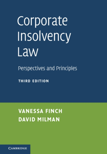 Corporate Insolvency Law corporate governance and firm value