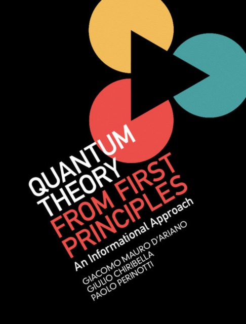 Quantum Theory from First Principles matthew d schwartz quantum field theory and the standard model