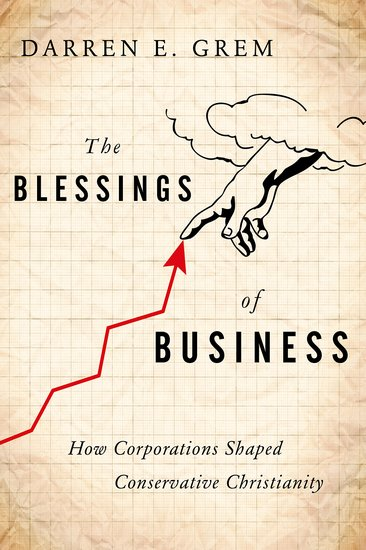 The Blessings of Business a new literary history of america