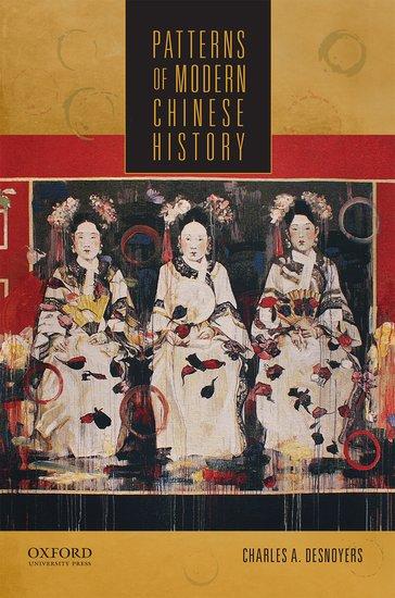 Patterns of Modern Chinese History.