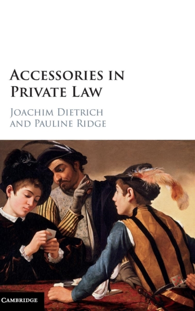 Accessories in Private Law edgar iii wachenheim common stocks and common sense the strategies analyses decisions and emotions of a particularly successful value investor