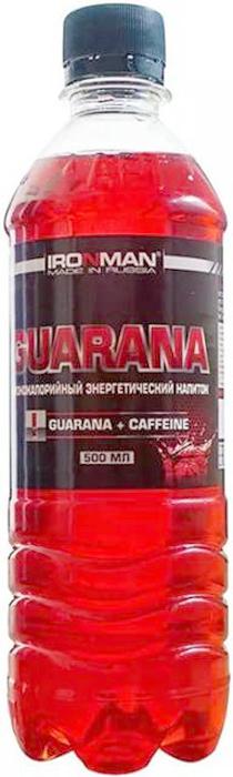 Энергетический напиток Ironman, гуарана, 500 мл ironman коллаген в екатеринбурге