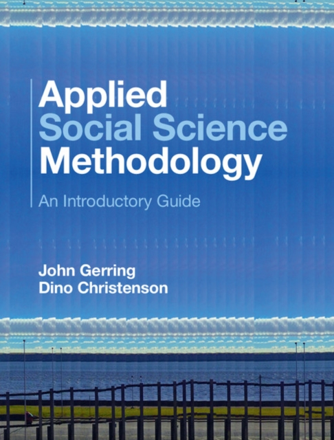 Applied Social Science Methodology spss in social science research