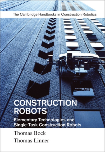 Construction Robots automation in construction management